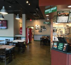 Wing Stop, Raleigh