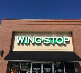 Wing Stop, Greenville